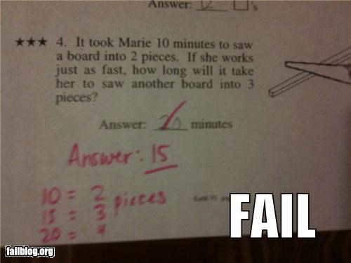 education failboat grading g rated Hall of Fame math is too hard teachers test - 4035468544