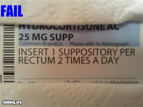 directions failboat medicine pills rectum what - 4035615744