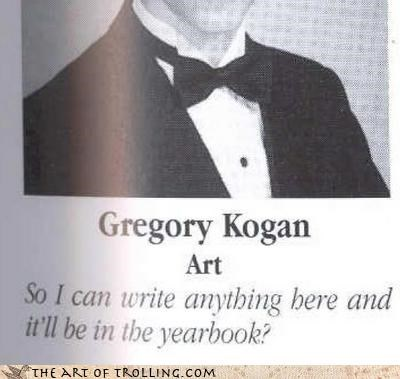anything art gregory IRL win write yearbook - 4035624704