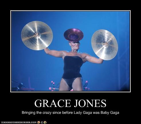 actor celeb demotivational funny grace jones - 4036349440