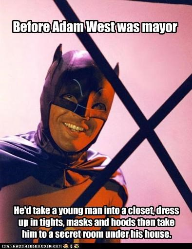 Adam West batman creepy gay lolz sex - 4036691712