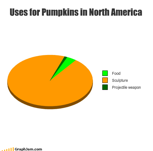 food,michelangelo,pie,Pie Chart,pieta,projectile,pumpkins,sculpture