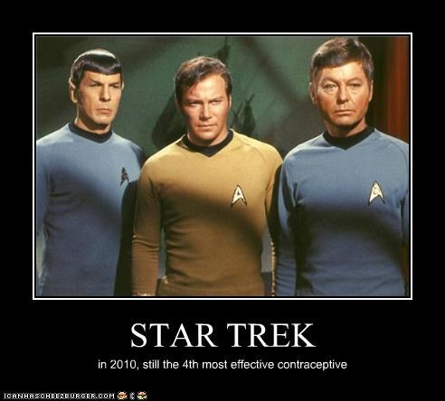 actor,celeb,DeForest Kelley,funny,Leonard Nimoy,sci fi,Star Trek,William Shatner