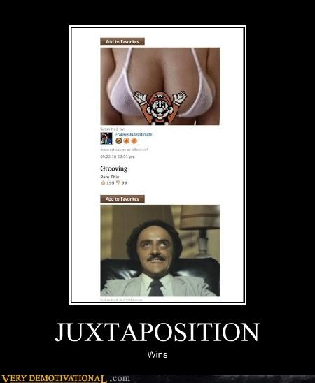 boobs collage funny eyes hilarious juxtaposition mario senor gif the internet - 4037070080