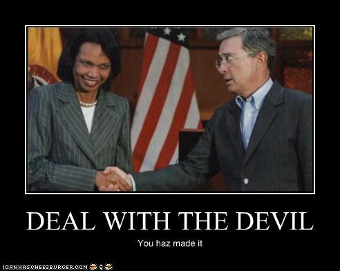 Condoleezza Rice demotivational funny lolz - 4037280256