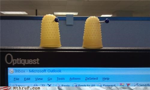 creative,dalek,doctor who,outlook