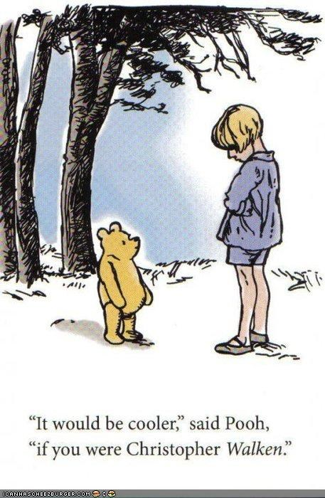 christopher walken,fiction,pooh,winnie the pooh