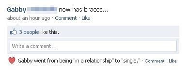 coincidence,oh snap,relationship status