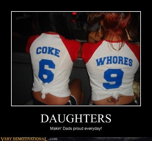 coke daughters jk just-kidding-relax pride Sad tramp stamp t shirts whores - 4038047488