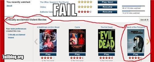 failboat genres g rated movies netflix suggestions violence