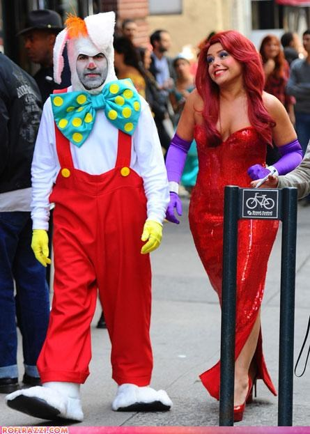 costume,jessica rabbit,Rachael Ray,ROFL Photo of the Day