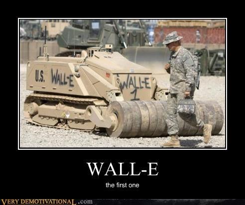 army disney impossible pixar robots soldiers wtf - 4039282176