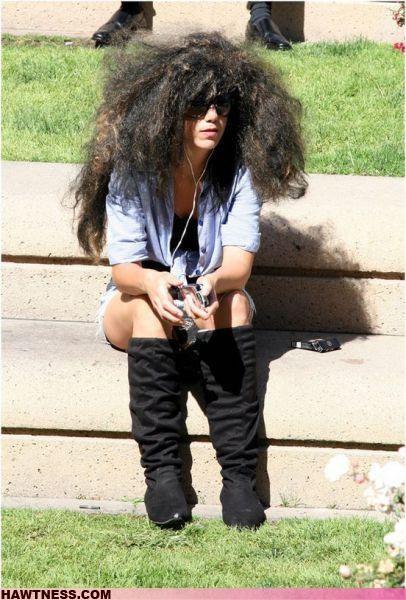 bad idea crazy Fraggle hair television - 4039346944