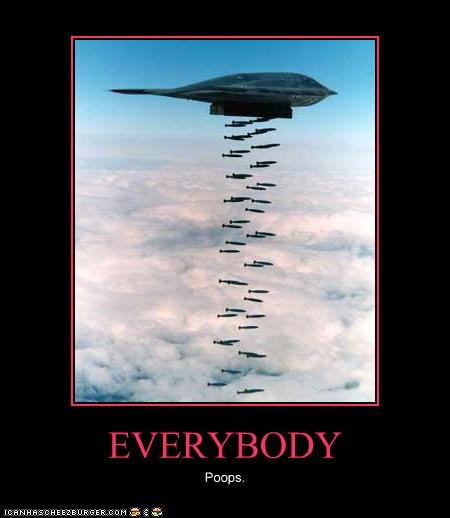 bombs demotivational funny lolz weapon - 4039458560