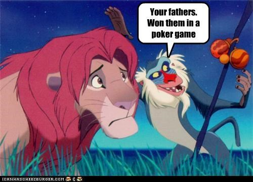 balls disney lolz rafiki simba the lion king - 4039742976