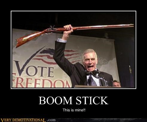 BOOM STICK This is mine!!