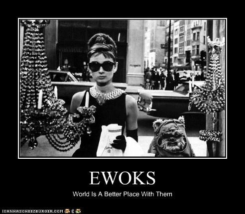 EWOKS World Is A Better Place With Them
