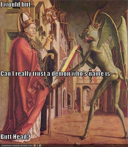 art demon funny painting religion wtf - 4040786432