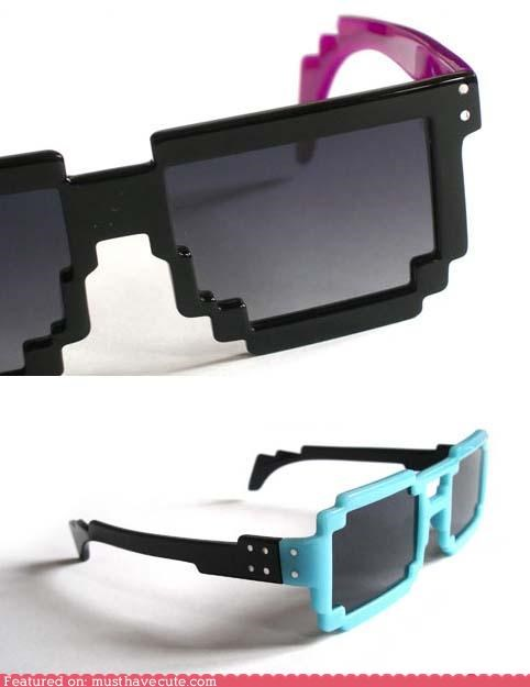 80s accessory awesome Deal With It glasses sunglasses - 4040859136
