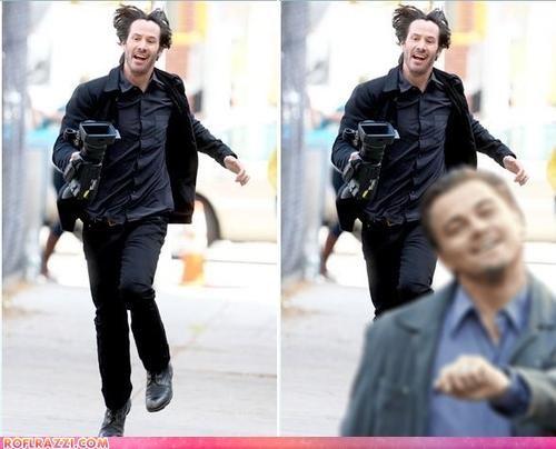Pop Culture Strutting Leo Funny Celebrity Pictures Cheezburger