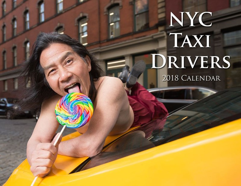 the new calendar of NYC taxi drivers