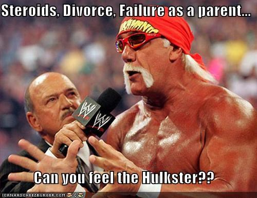celeb funny Hulk Hogan