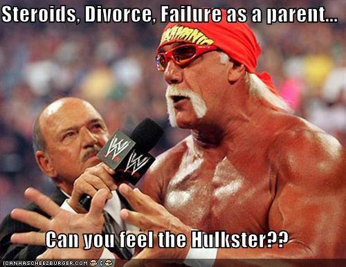 celeb funny Hulk Hogan - 4041262592