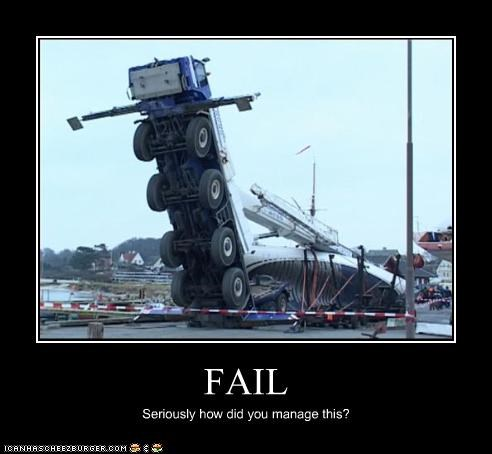 FAIL Seriously how did you manage this?