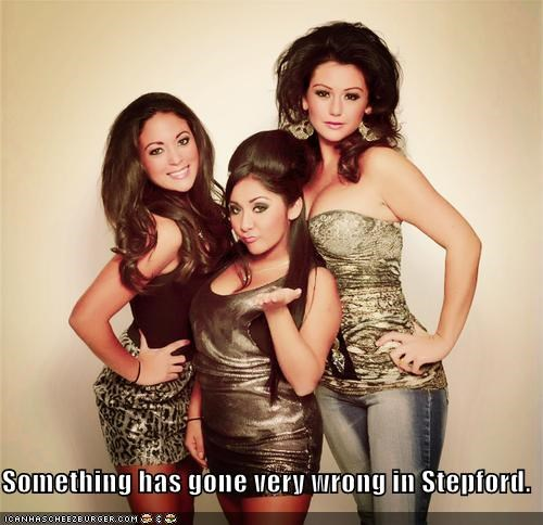 funny j woww jersey shore snooki TV - 4042970624