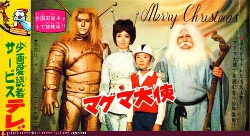 gandalf,Japan,Lord of the Rings,magic,santa,wizard,wtf