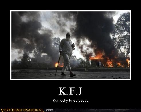 K.F.J Kuntucky Fried Jesus