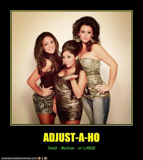 demotivational,jersey shore,JWoww,lolz,sammi,snooki