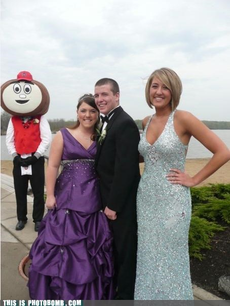 costume creepy sneakers formal mascots photobomb prom - 4044047872