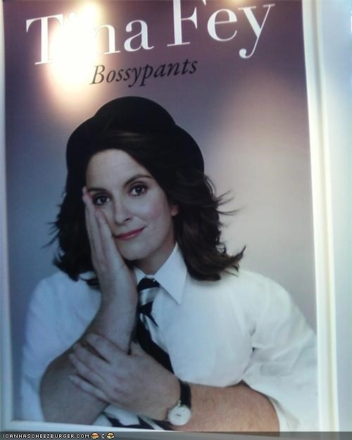 book celeb shoop tina fey wtf - 4044965376