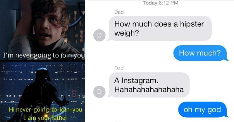 Funny bad jokes dad jokes and comics.