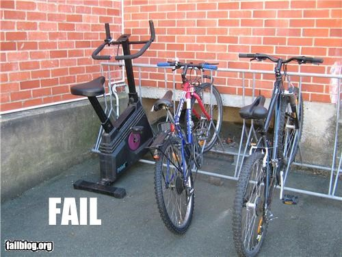 bike equipment failboat g rated rack stationary bike transportation - 4050331904