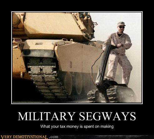 military,segway,funny