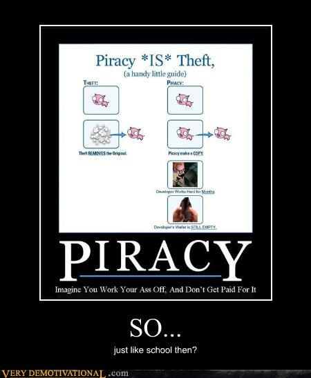 discussion just-kidding-relax piracy Sad school sheeple slavery technology theft - 4053777408