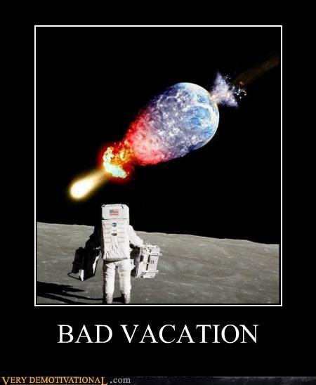 apocalypse bad day destruction earth nasa Terrifying - 4056378624