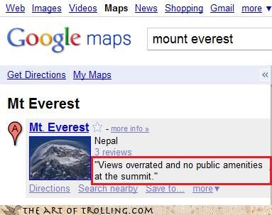 amenities google mount everest nepal overrated review - 4057764608