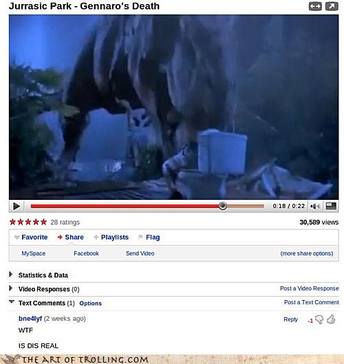 dinosaurs eating is this real life jurassic park lawyer toilet t rex