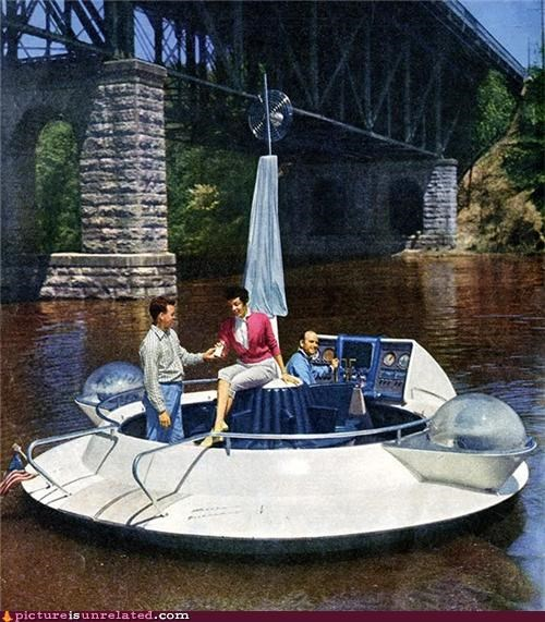 art boat dreams futuristic ineffective wtf