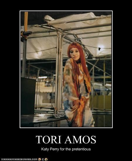singers katy perry lolz musician pretentious Tori Amos - 4059514112