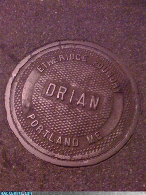 drain manhole - 4060134400