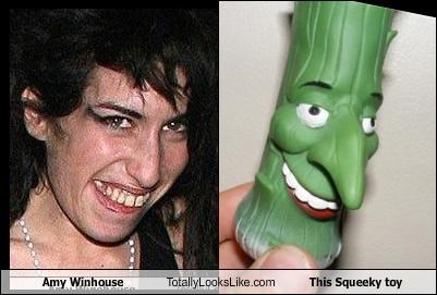 amy winehouse,singers,squeaky toy,toy,witch