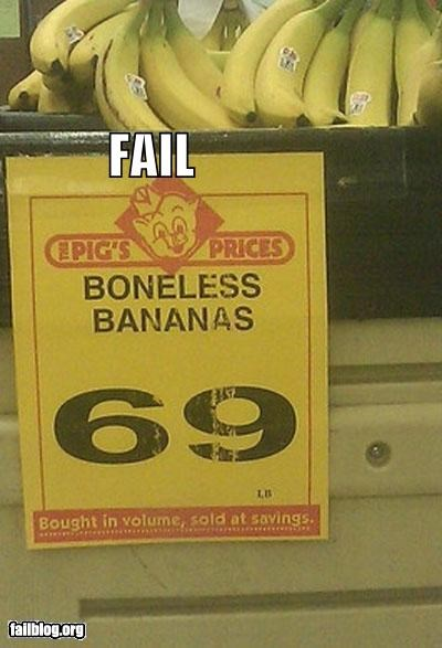 bananas,classic,description,failboat,fruit,g rated,sign,yellow