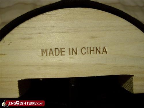 China,engrish,made in china,misspelled