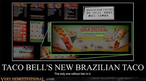 Brazilian Taco (SFW)