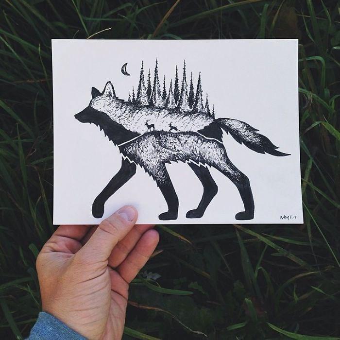amazing artwork by sam larson