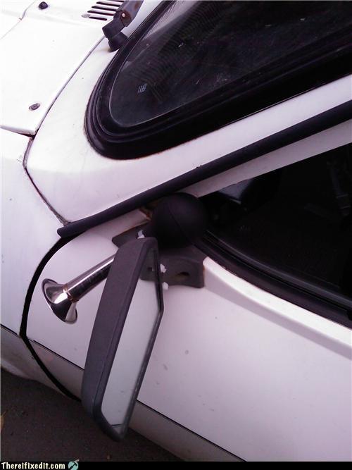 car clown driving fix horn - 4065099008